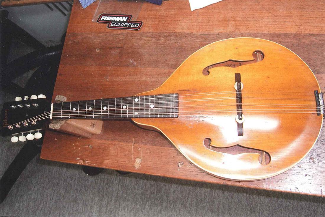 Gibson Vintage Mandolin