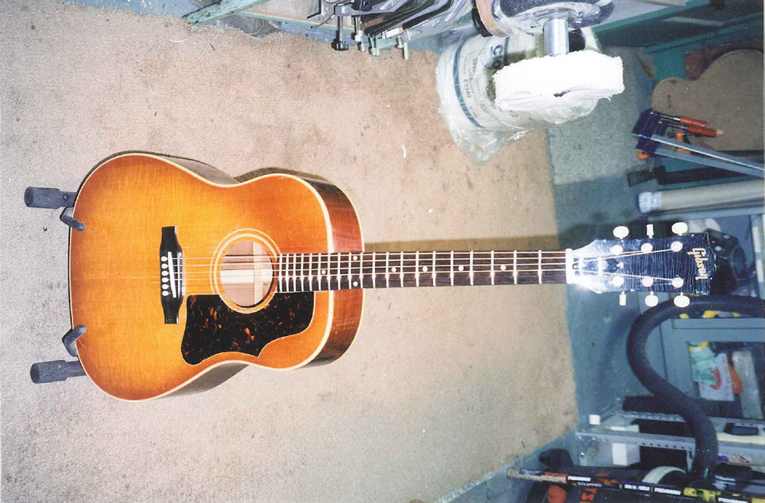 Gibson B-20 Acoustic