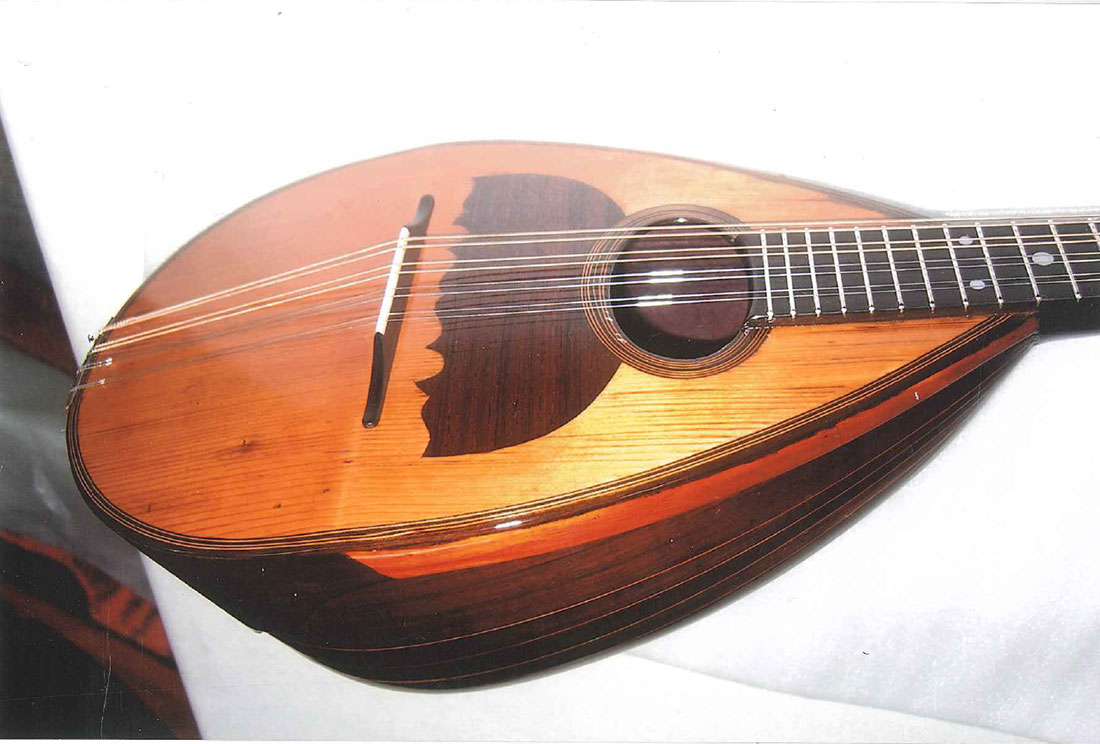 1920s Italian Mandolin